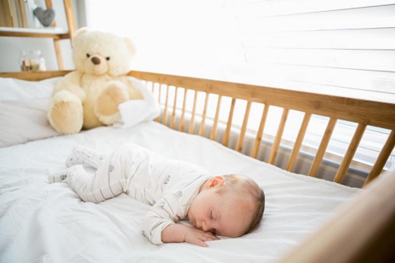 soneca do bebê