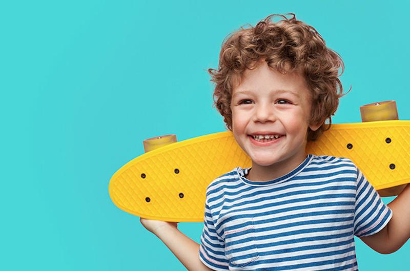economizar nas compras de roupas infantis