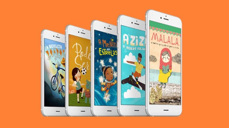 ebooks grátis para crianças