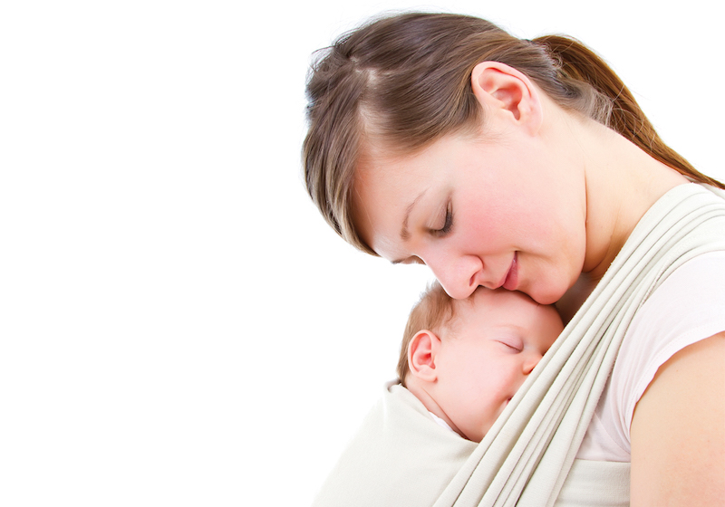 rotina com um bebê