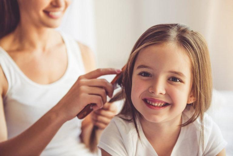 Dicas para cuidar dos cabelos das crianças