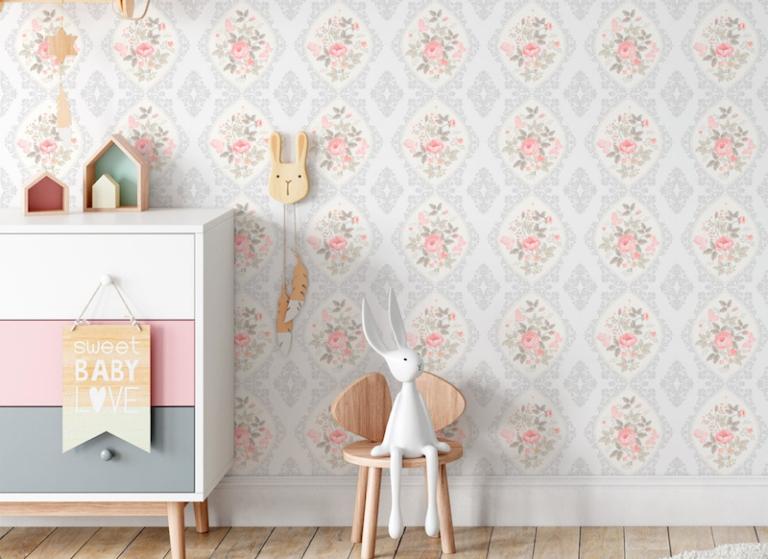 Como escolher papel de parede para quarto infantil?