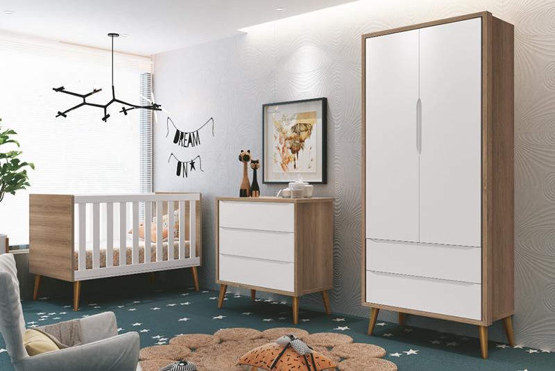 quarto de bebê retrˆ0